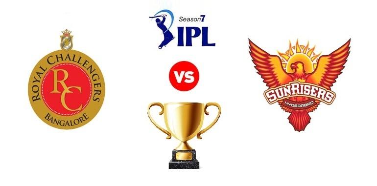 VIVO IPL 9, 2016- Predictions- Finals- 29 May- RCB Vs SRH- Who Will ...